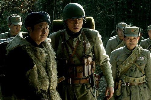王挺《战士》同上四星热播 各台利剑拼《三国》