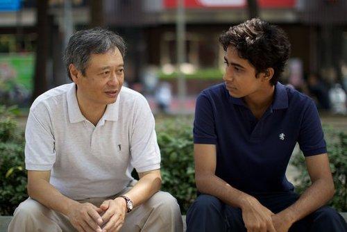 《少年派》定档11月22日 李安将赴北京宣传