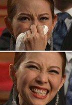 蔡少芬崩溃哭成泪人