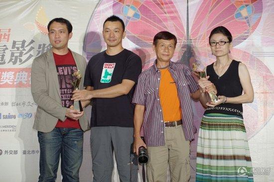综述:台北电影节,一场台湾本土电影人的狂欢