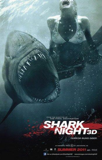 《铁甲钢拳》发特写海报 《鲨鱼3D》人鱼共舞