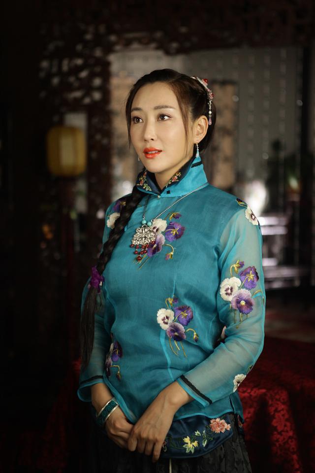 杜若溪《勇敢的心》杀青 传奇书写乱世恩仇_娱乐_腾讯网