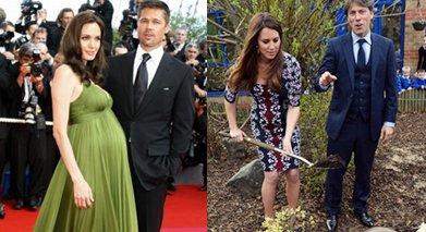 朱莉与凯特王妃
