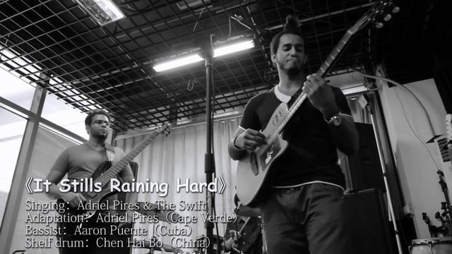 非洲音乐人翻唱《大雨还在下》上演B-box爆红