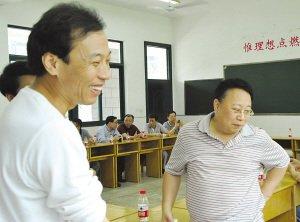 唐骏低调现身高中同学会 自曝筹拍励志电影(图)