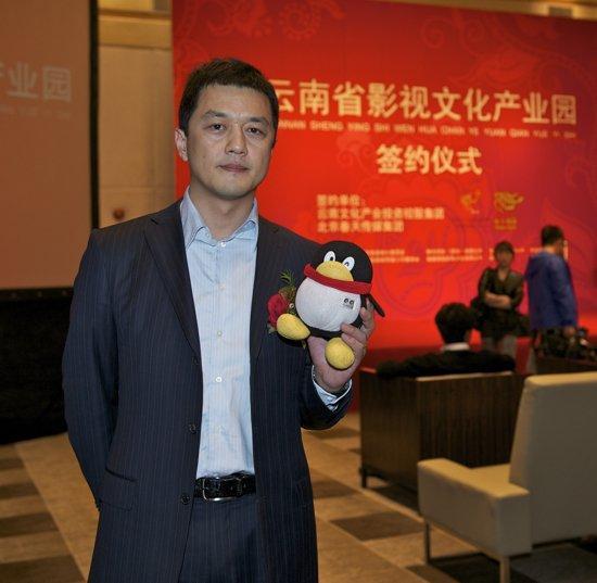 李亚鹏称彻底退出娱乐圈不复出 转型从商做慈善