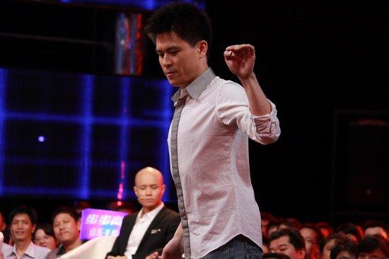 《非诚勿扰》返场男嘉宾候选人——刘鲁新