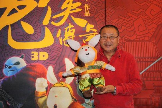 《兔侠传奇》打造另类英雄 范伟配音担纲男一号