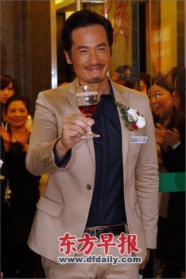 陈豪效忠TVB专注拍戏 称面对新人不会有压力