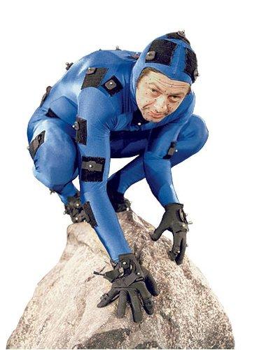 安迪·塞基斯加盟新版《人猿星球》 再扮黑猩猩