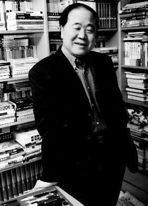 作家莫言成诺贝尔文学奖热门 PK日本村上村树