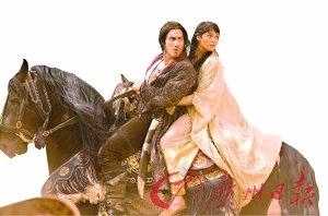 《波斯王子》28日公映 学《大话西游》玩穿越