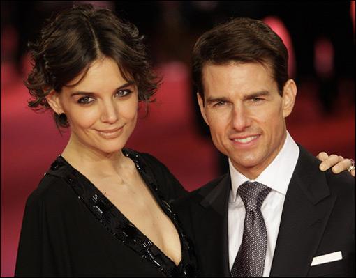 美媒:汤姆·克鲁斯与妻子离婚 5年婚姻破碎