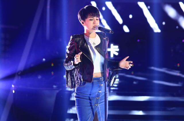 新歌声杨美娜:说我是中国的蕾哈娜承受不起