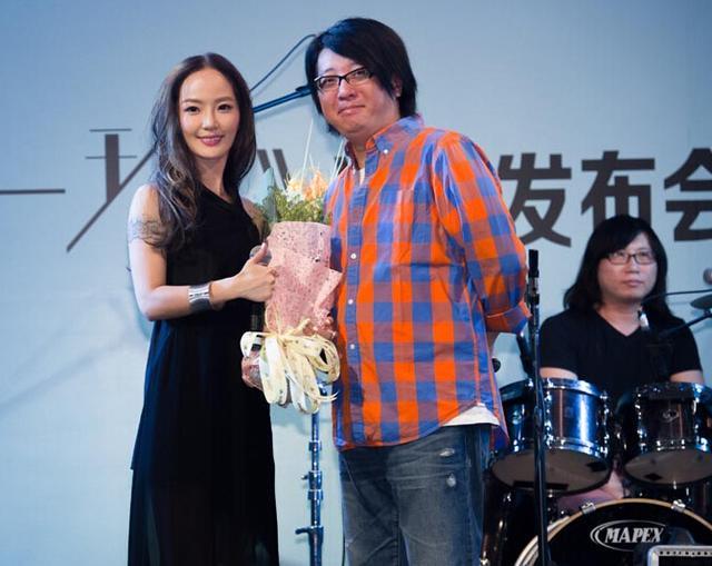 陈一玲同名EP大碟发布 袁惟仁坦言看上好苗子