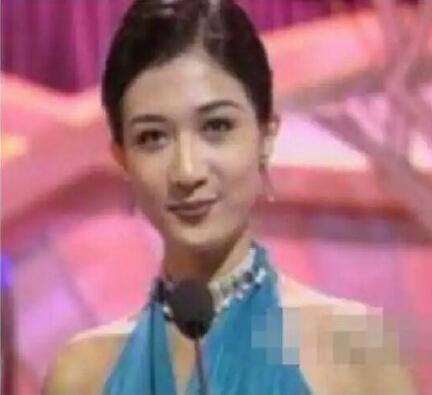 吴绮莉晒26年前选美旧照 身材姣好面容清秀