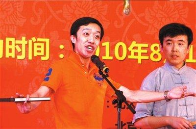 李菁取消退出说明会 15日与何云伟表演相声