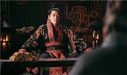 虎符传奇 杀青 陈宝国再演君主霸气十足