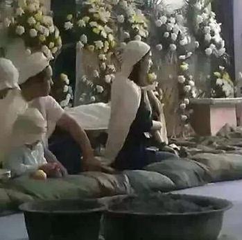 杨子背后,不只黄圣依一个女人