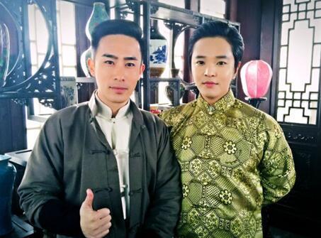 张煜枫参演年代剧《卿本佳人》 演戏唱歌两不误