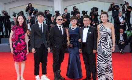 """威尼斯电影节""""聚焦中国""""活动开幕 众嘉宾亮相"""