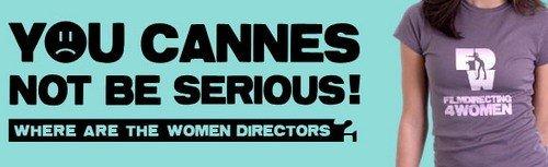 英国女导演发起千人请愿书 抗议戛纳性别歧视