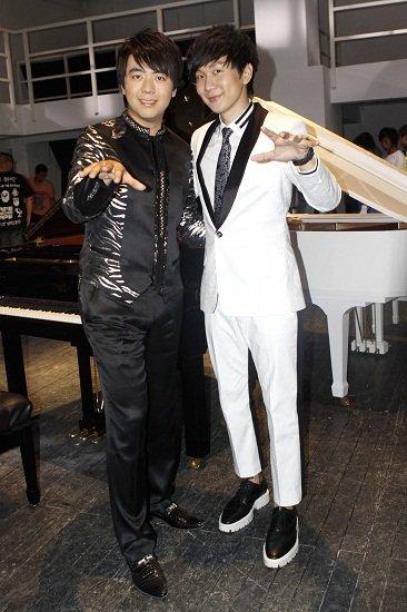 林俊杰12月将发新专辑 邀钢琴大师郎朗跨界合作