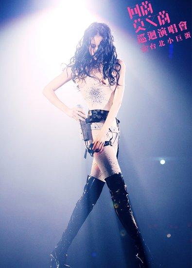 莫文蔚《回蔚》演唱会DVD专辑内地正式发行