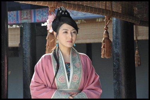 《新水浒》将播 陈廷嘉饰演最毒妇人堪比潘金莲