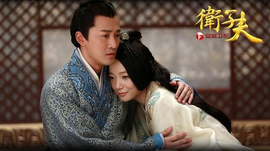 林峯约满TVB后首秀 《卫子夫》中挑战汉武帝