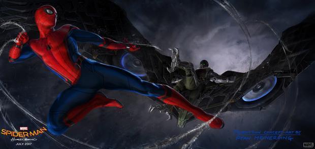 《蜘蛛侠:归来》配乐敲定迈克·吉亚奇诺