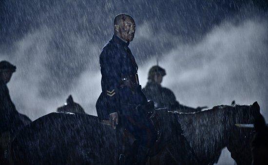 《中国骑兵》打造中国版《战马》 再掀抗日热潮