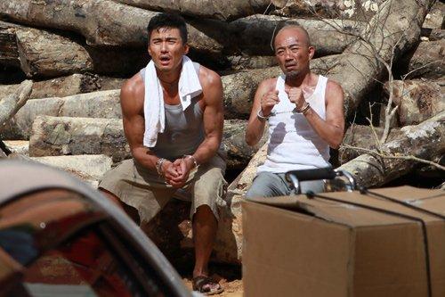 《雨后的天空》日本公映 胡兵转型搭档竹中直人