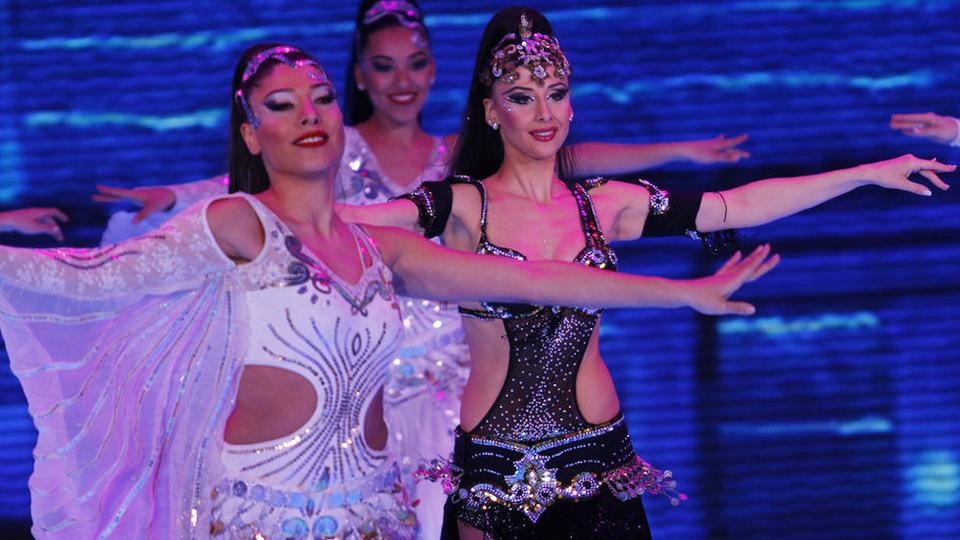 土耳其风情舞蹈《火》