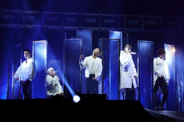 BIGBANG日本演唱会确定于明年2月23日 增加东京站