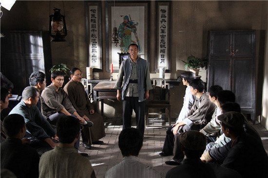 """《铁道2》塑新八大金刚 """"红色水浒""""荧屏聚义"""