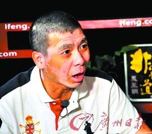 冯小刚自认当不了大师 称59岁一定要退休(图)