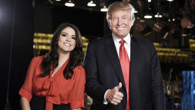 特朗普主持《周六夜现场》 收视率创近4年新高