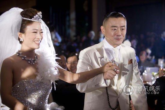 周立波婚礼不改搞笑本色 成龙刘嘉玲等好友道贺