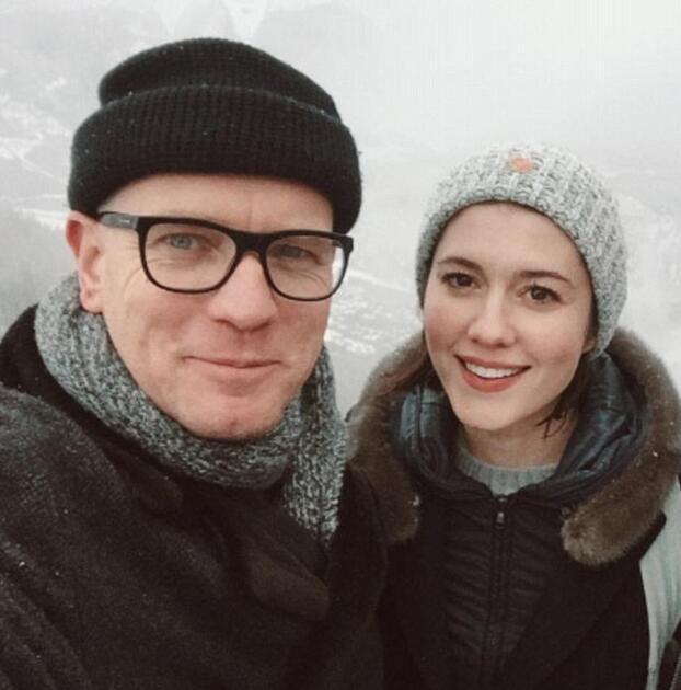 麦格雷戈出轨激吻《冰血暴》女星 结束22年婚姻