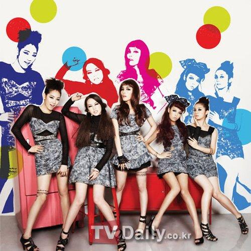 Wonder Girls参加MTV LIVE演唱会 成韩歌手首次
