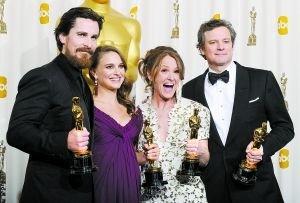 第83届奥斯卡颁奖礼收视率下降 主持恶搞成败笔