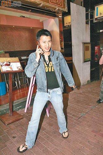 谢霆锋闻产期诉谢贤傻 冷语否认张柏芝生产传闻
