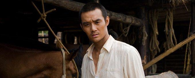 """王凯想借《知青》中硬朗霸气的""""齐勇""""一角,找回本色自我。"""