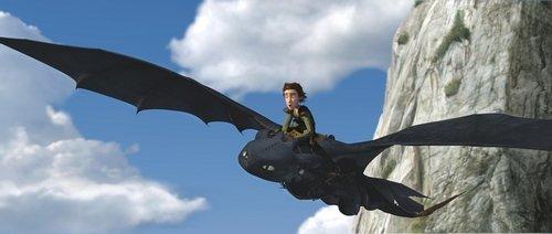 《驯龙高手》内地三天斩下2200万 3D获超高口碑