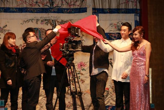 首部京劇微電影《回來再愛》開機 向梅蘭芳致敬