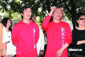 吴宇森从影40年 成首位终身成就金狮奖华人导演