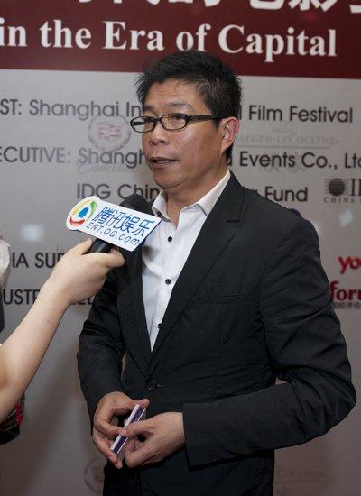 华谊王中军:目前国内是娱乐融资的最好市场