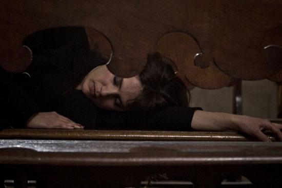 第69届威尼斯电影节主竞赛影片《沉睡的美人》