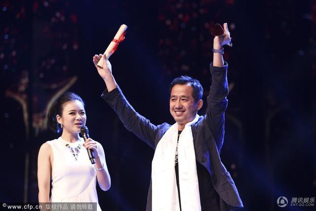 17届上海电影节闭幕 中国影人罗攀获最佳摄影奖